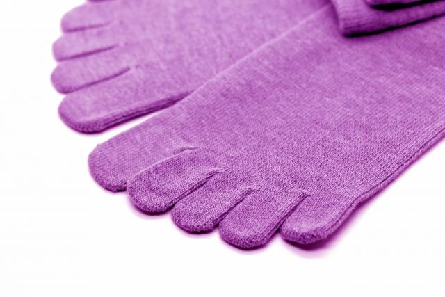 五本指靴下のメリットとは