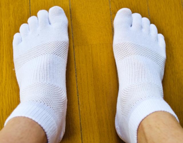 五本指靴下はすごい!