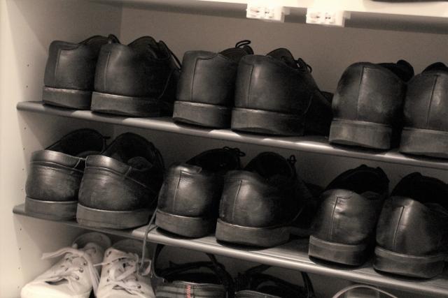 安全靴が臭い理由