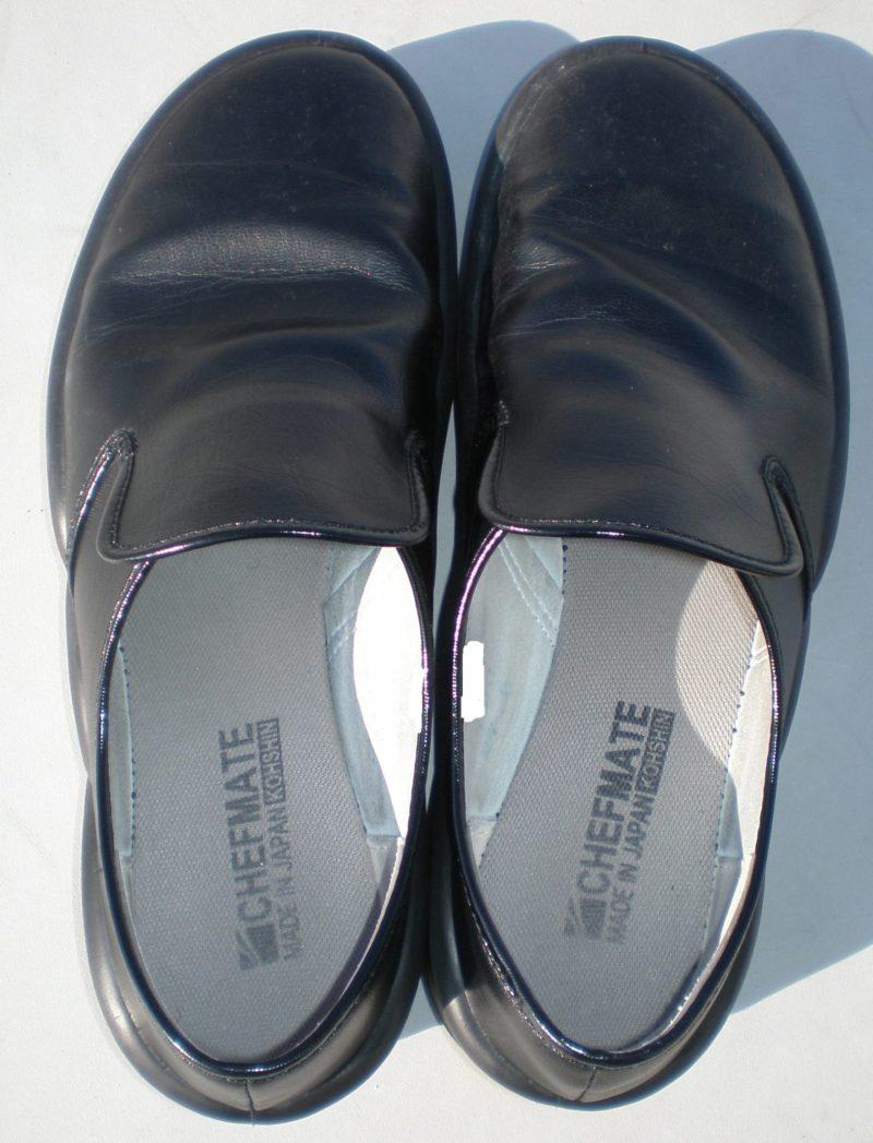 臭い作業靴