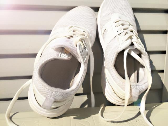 靴を洗うのがベスト!だけど・・・