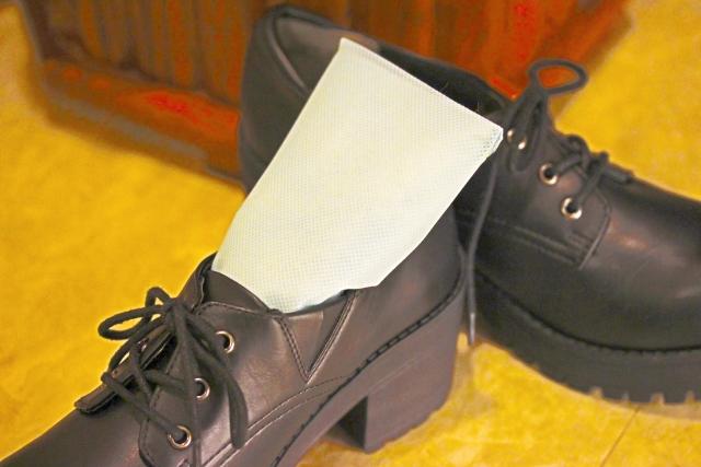 靴の消臭のコツ
