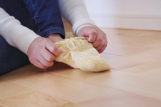 水虫の人が履くべき靴下の選び方